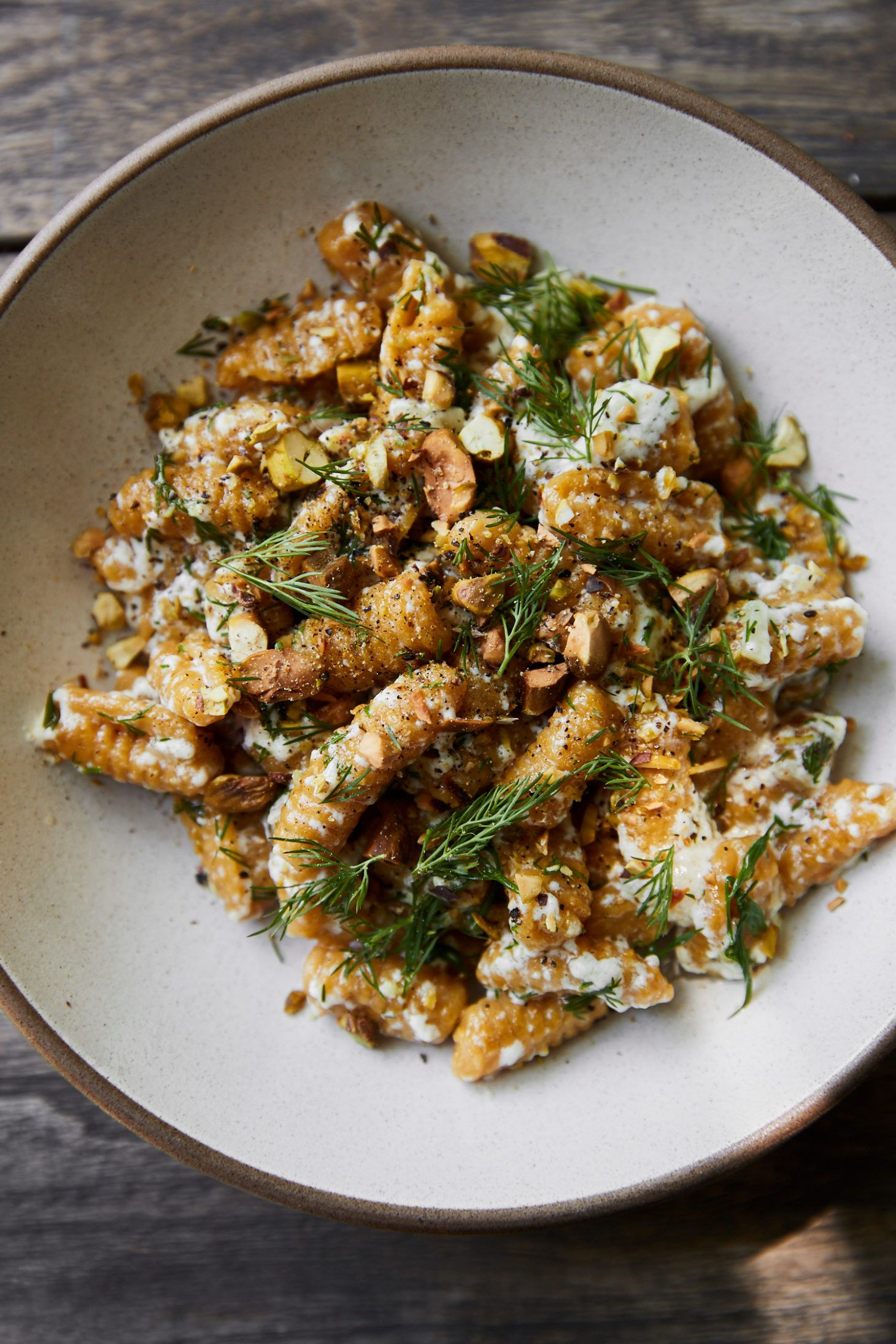 Carrot Cavatelli With Dill And Ricotta Naturally Recipe In 2020 Cavatelli Vegetarian Recipes Recipes