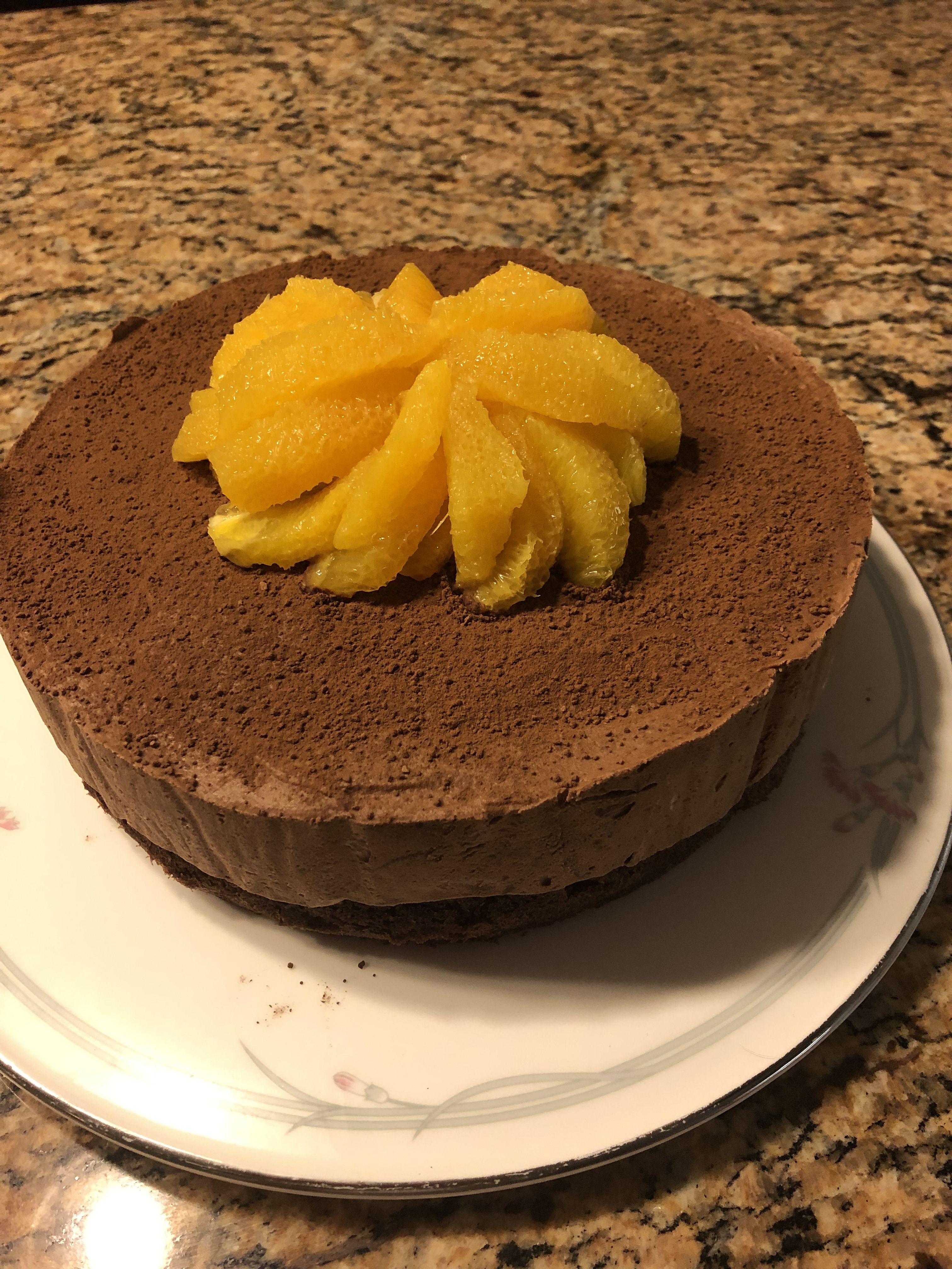 orange cake mix substitute