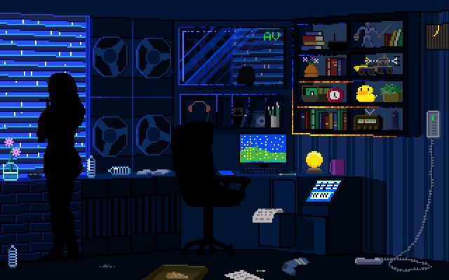 Unemployed, digital, 320x200 px