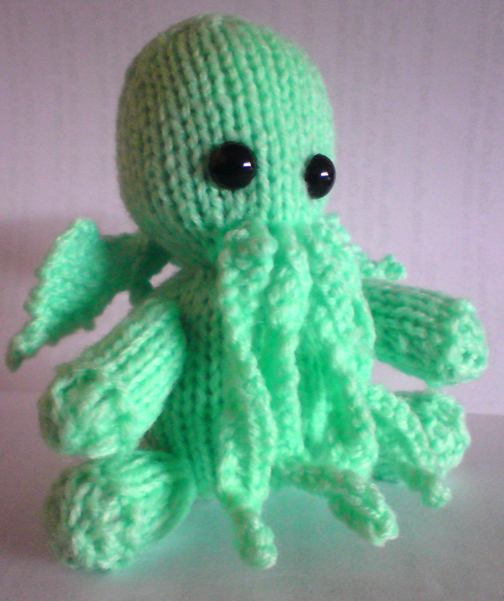 Baby cthulhu knitting pattern available to buy on ravelry yarn baby cthulhu knitting pattern available to buy on ravelry bankloansurffo Choice Image