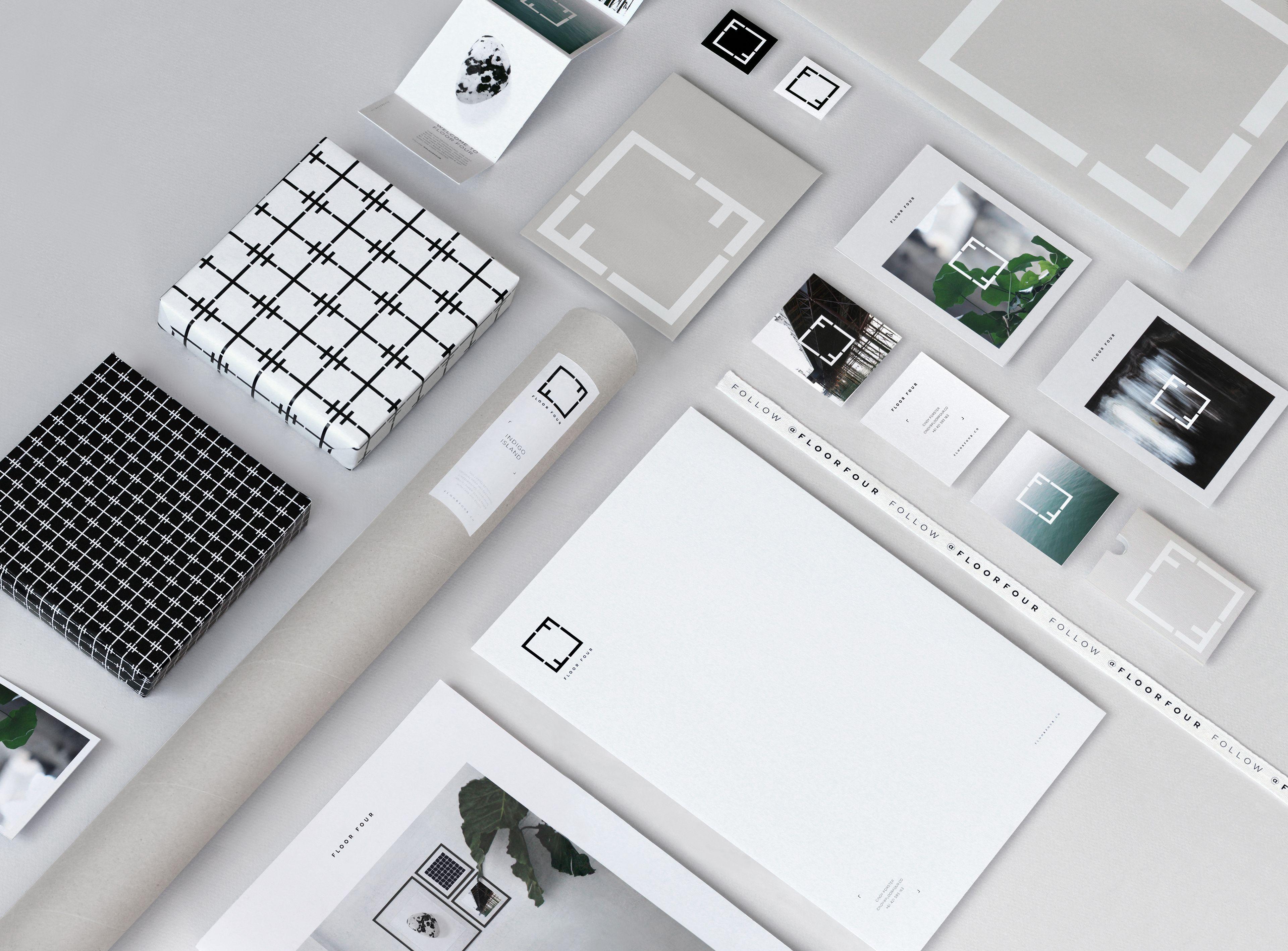 Floor Four Branding on Behance