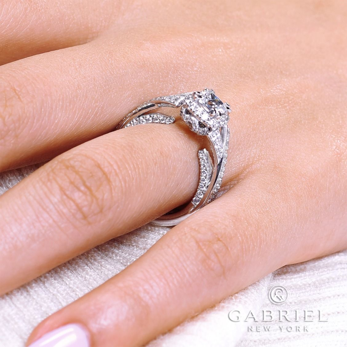 Gabriel & Co.-Voted #1 Most Preferred Fine Jewelry and Bridal Brand ...