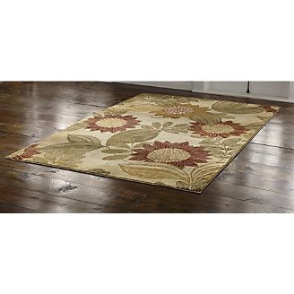 Nice Sunflower Festival Rug From Through The Country Door®
