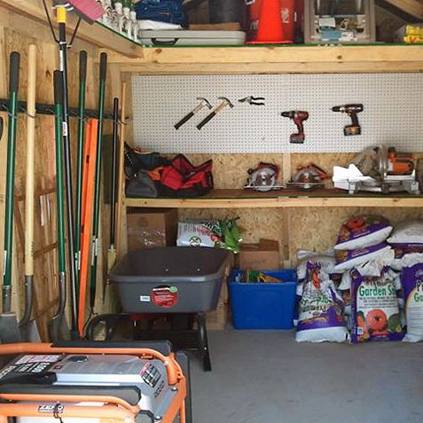 Storage Ideas To Declutter Your Life Gardens Shed