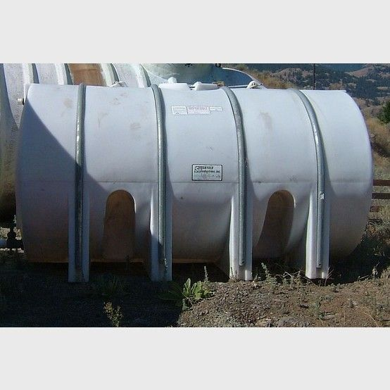 Snyder 3000 Gallon Poly Tank Poly Tanks Gallon Storage Tanks