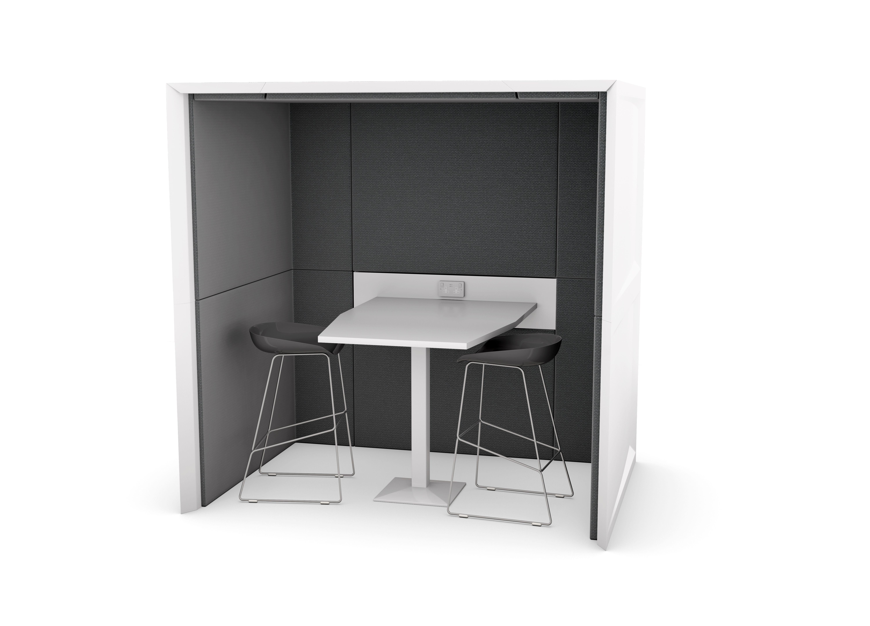 Pod² | Layout, Coffee bar, Design