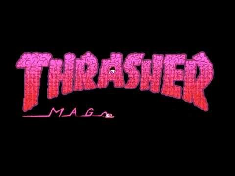 Thrasher Logo Animation YouTube (With images) Thrasher