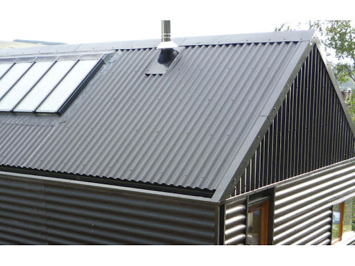 Plyty Elewacyjne Minerit Szukaj W Google In 2020 Corrugated Roofing Roof Cladding Corrugated Metal Roof