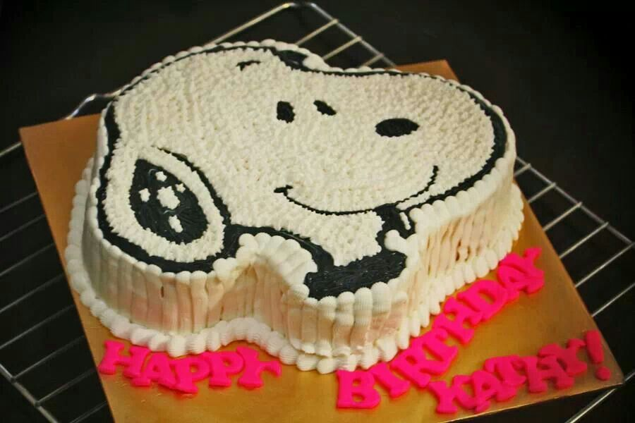 Fine Snoopy Face With Images Snoopy Birthday Cake Snoopy Funny Birthday Cards Online Alyptdamsfinfo
