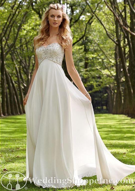 Backyard Wedding Ideas | My Backyard Wedding Ideas.. Love The Dress