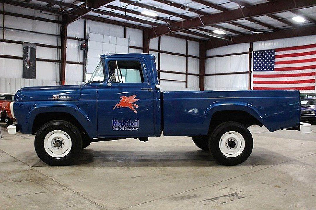 1959 Ford F250 For Sale Near Grand Rapids Michigan 49512 Classics On Autotrader Classic Ford Trucks Ford Trucks Vintage Trucks
