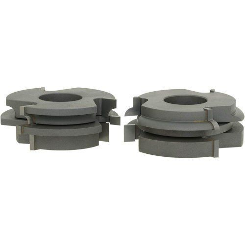 Grizzly C2177 Stile and Rail Set with Quarter Round and 1-1/4-Inch Bore, 6-Piece ** Want to know more, click on the image.