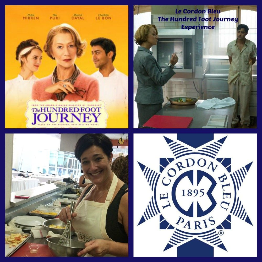 Le Cordon Bleu and The Hundred Foot Journey - Trippin With Tara