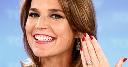 Savannah Guthrie Reveals She S Married And Pregnant Pregnant Married Savannah Guthrie