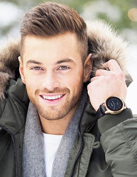 Coiffure masculine: conseils de coiffure pour les coiffures courtes   – Cortes de Cabelo Masculino – Men's Hairstyles