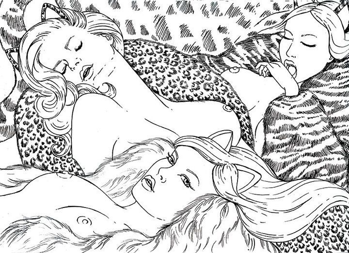 erotic coloring pages - Google Search | Art | Pinterest | Patterns