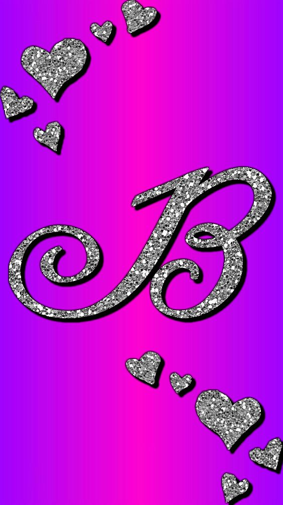 B By Gizzzi Birthday Background Wallpaper Name Wallpaper S Letter Images