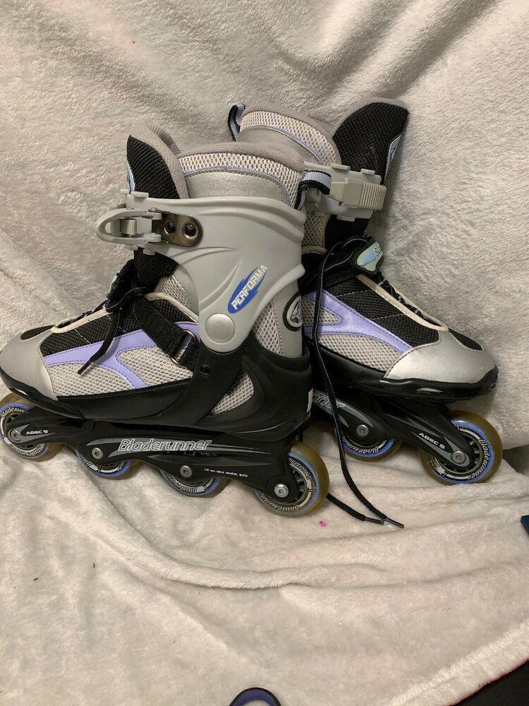 b1d9add898a Advertisement(eBay) Men's Bladerunner Performa Inline Skates Roller Blades  ABEC 5 Size 10