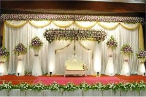 Wedding Christian Marriage Stage Decoration Valoblogi Com