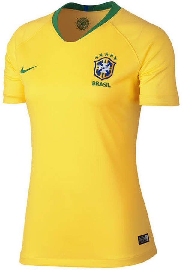 a96f4d9553 Camisa da Seleção Brasileira Feminina 2018® Modelos e Onde Comprar ❤  Camiseta Seleção Brasileira Feminina