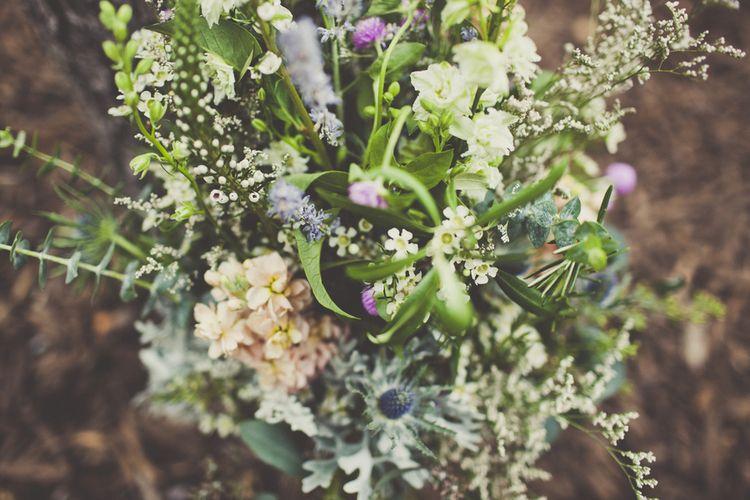 Wildflowers | Utah Wedding via Engaged & Inspired