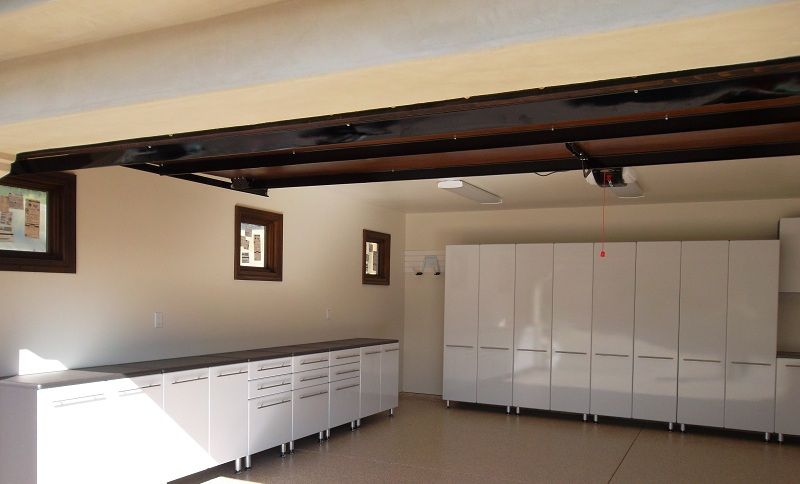 Garage Cabinets And Insured Garage Organization Is Easy With The - Cabinets in garage