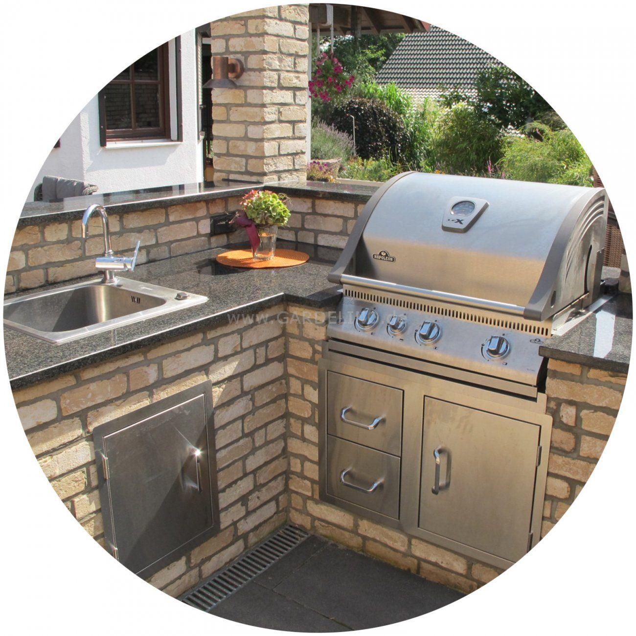 Einbau Gasgrill Outdoor Küche : Outdoor küche einbau gasgrill küche grill einbauen