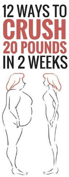 Quickest way to lose body fat in a week