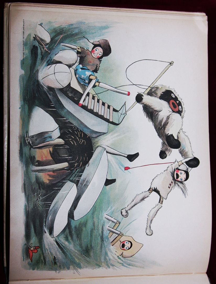 Florence K Upton Art Upton Humanoid Sketch