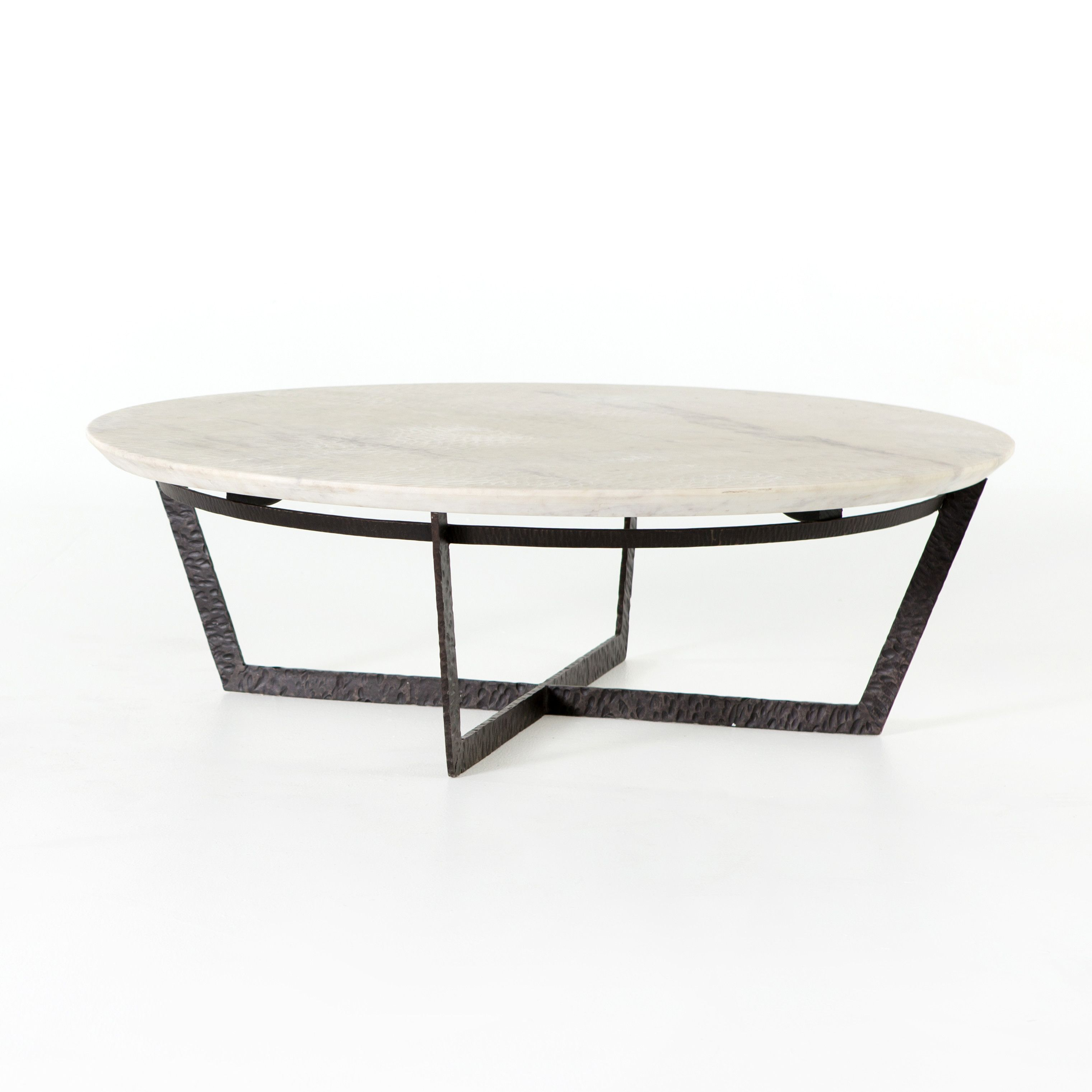 Isd 0199 Felix Round Coffee Table New Four Hands Iron Coffee Table Marble Round Coffee Table Round Coffee Table [ 3042 x 3042 Pixel ]