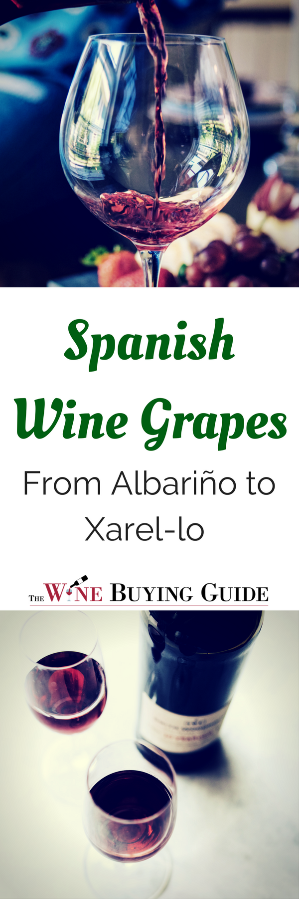 Spanish Wine Grapes A List From Albarino To Xarel Lo Spanish Wine Wine Grapes
