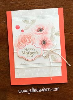 Paper Pumpkin April 2019 Card Ideas 4 April 2019 Paper Pumpkin Sentimental Rose Alternative Projects