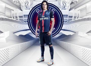 Paris Saint-Germain 2015/16 Nike Home Kit Epitomizes Club's Core Values