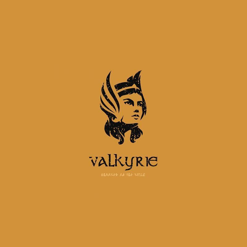 Valkyre Logo From My New Project Mythical Logos And