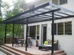 Glass Roof Pergola Covered Patio Design Pergola Patio Design