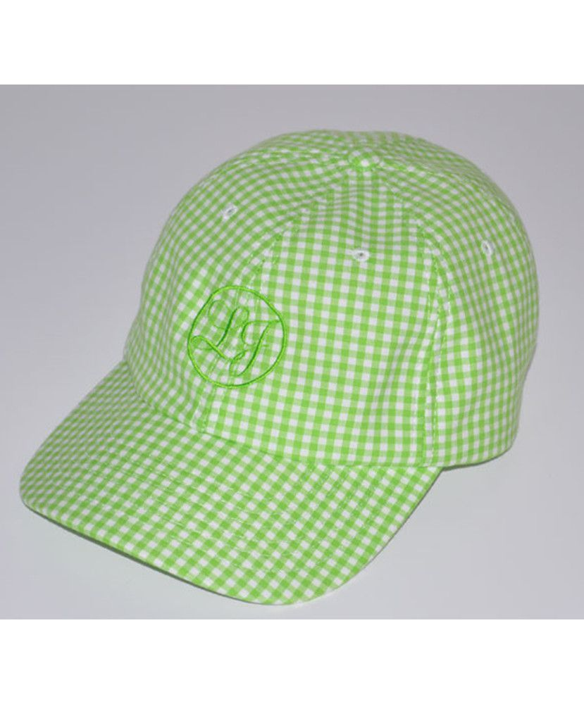 Lauren James - Gingham Hat