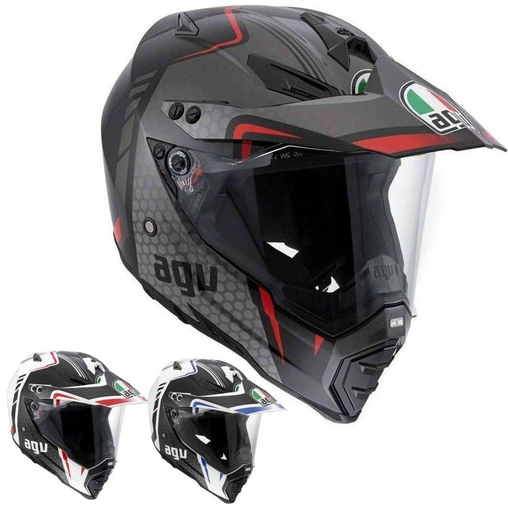 AGV AX8 Dual Sport Evo Multi Helmets
