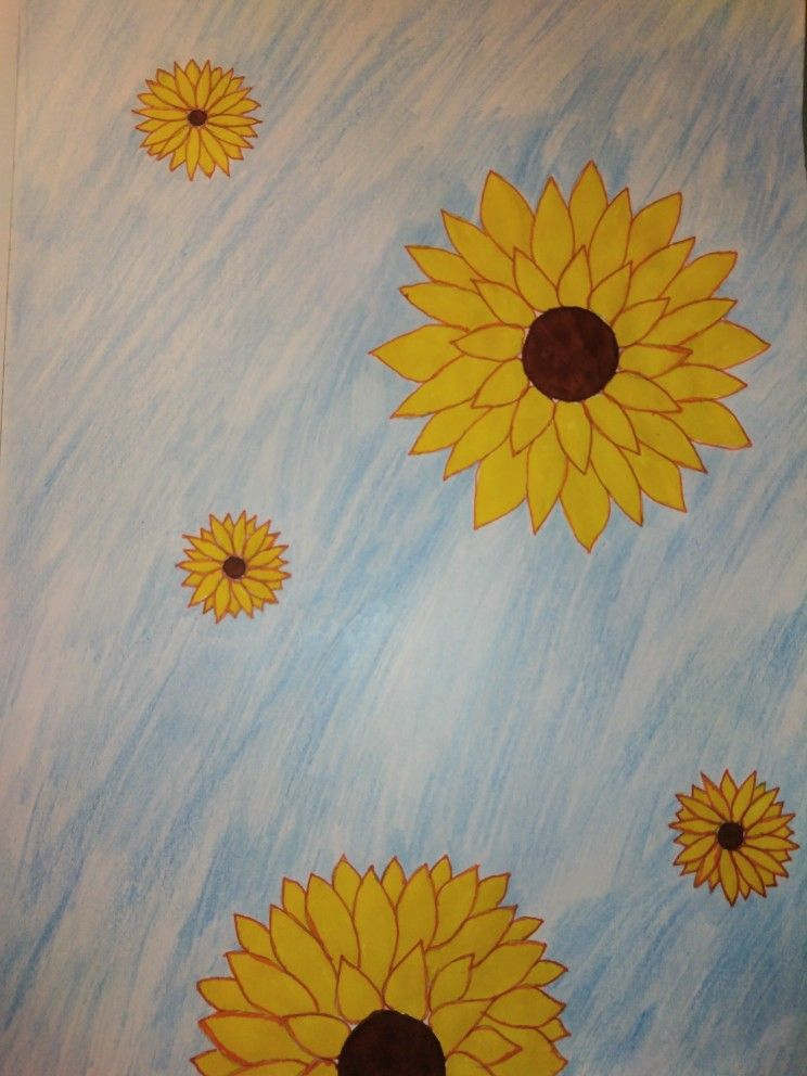 #flowers#flowerlover#Painting