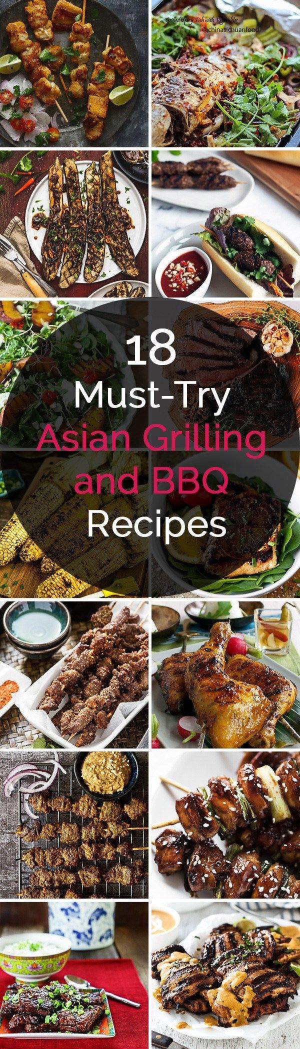 18 Must Try Asian Grilling And Bbq Recipes Omnivore S Cookbook Bbq Recipes Asian Bbq Recipes