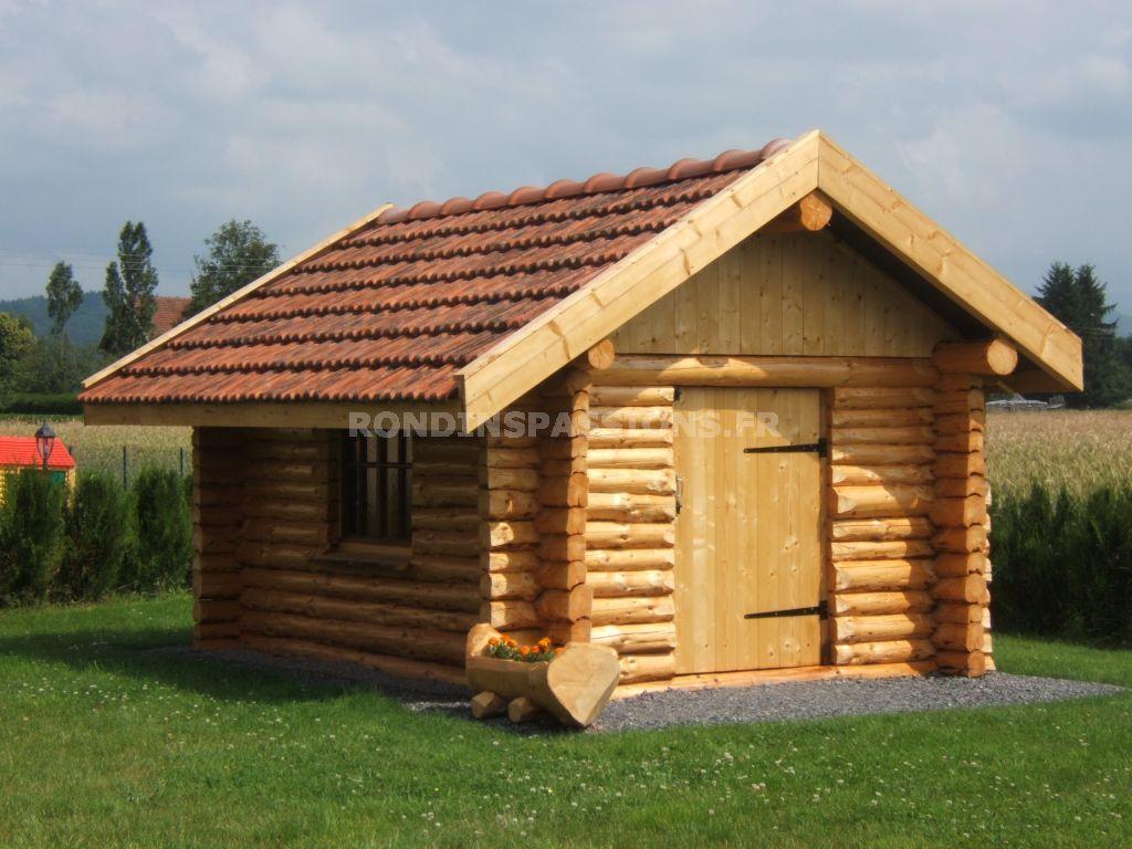 Sauna abri de jardin gite cabane de chasse grill for Cabane de rangement pour jardin