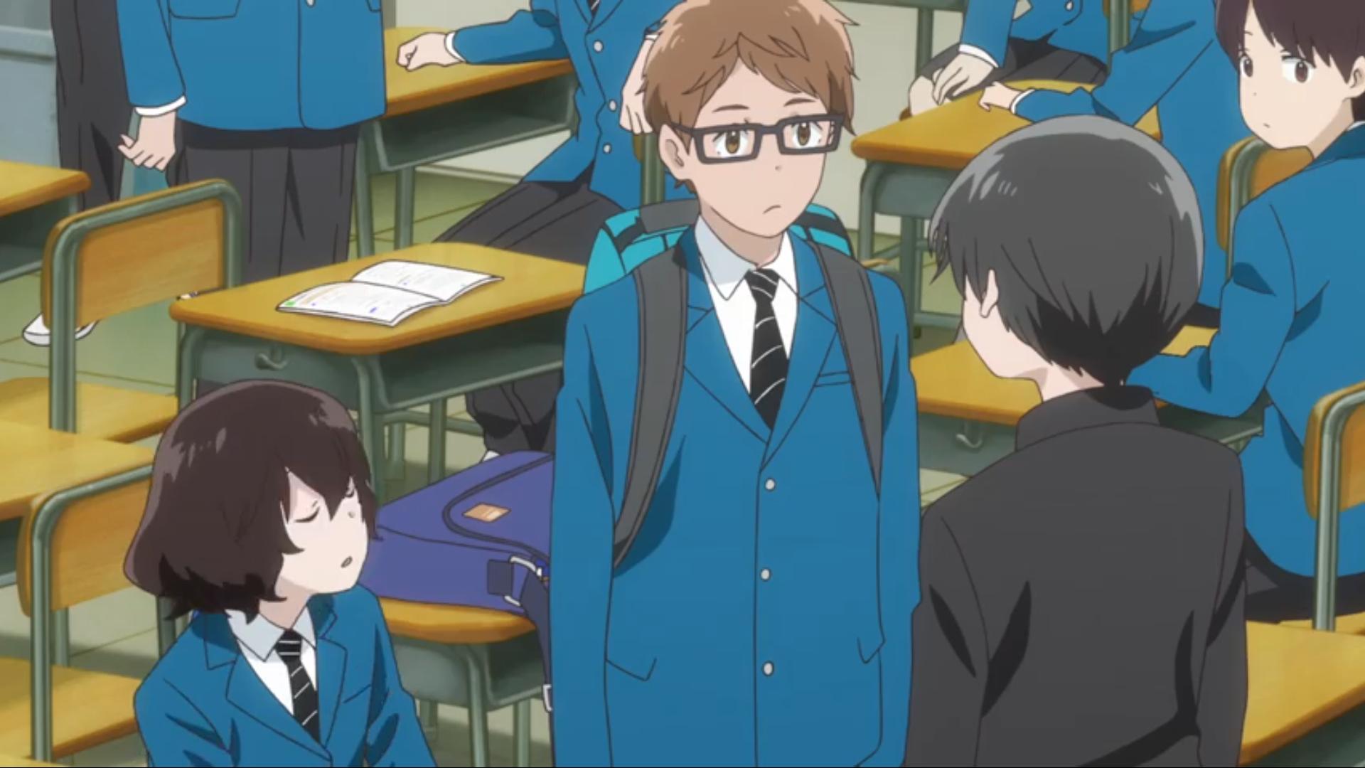 Stars Align, Hoshiai no Sora Sora, Anime, Japanese animation
