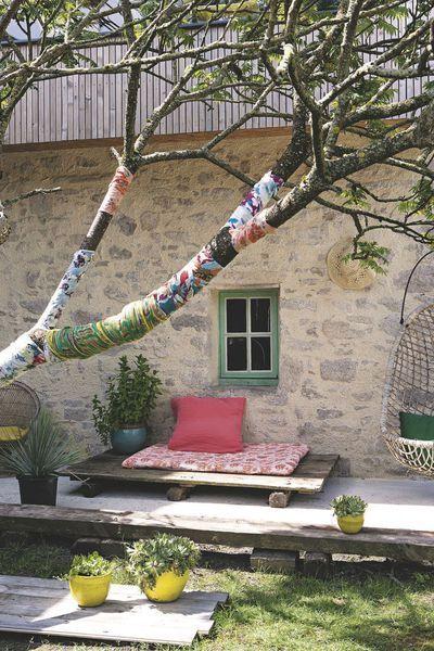 Idee D Amenagement De Terrasse Reperee Sur Le Blog Mobil Home Deco Terrasse