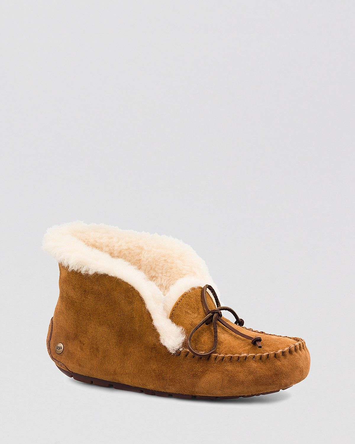 ugg australia moccasin slippers alena bloomingdale s 7 5