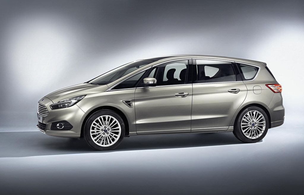 2015 Ford S Max Mini Van Ford New Sports Cars