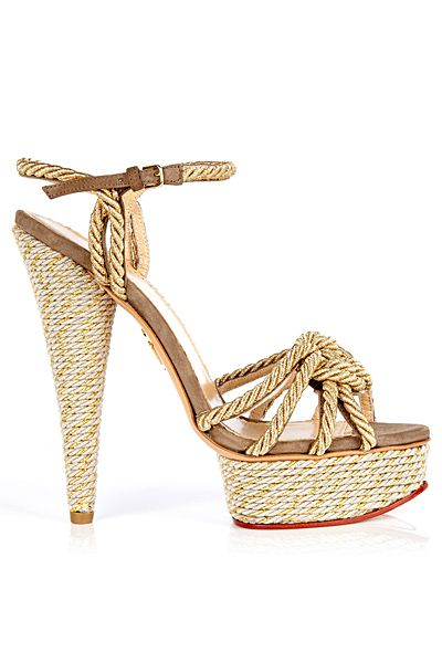 Printed PETAL Sandals Spring/summer Charlotte Olympia LbDhy3jg