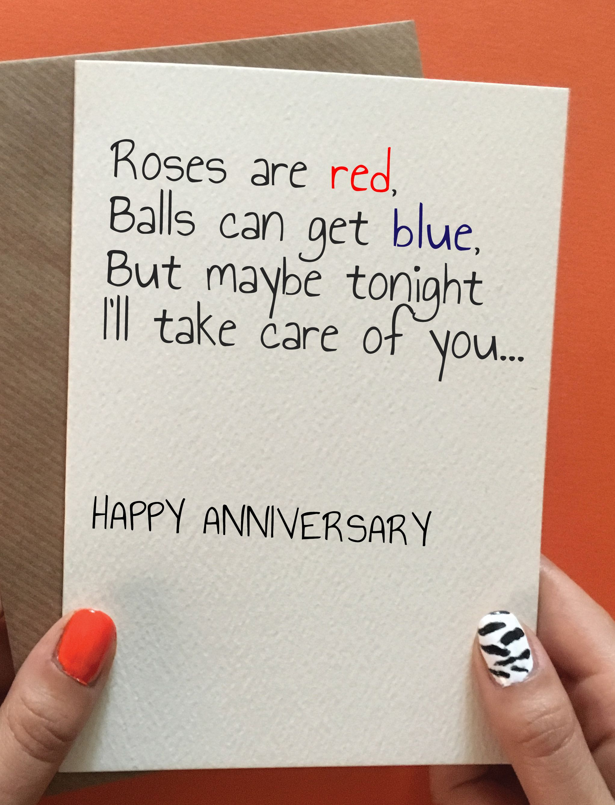 Blue Balls | Love notes for boyfriend, Love notes for