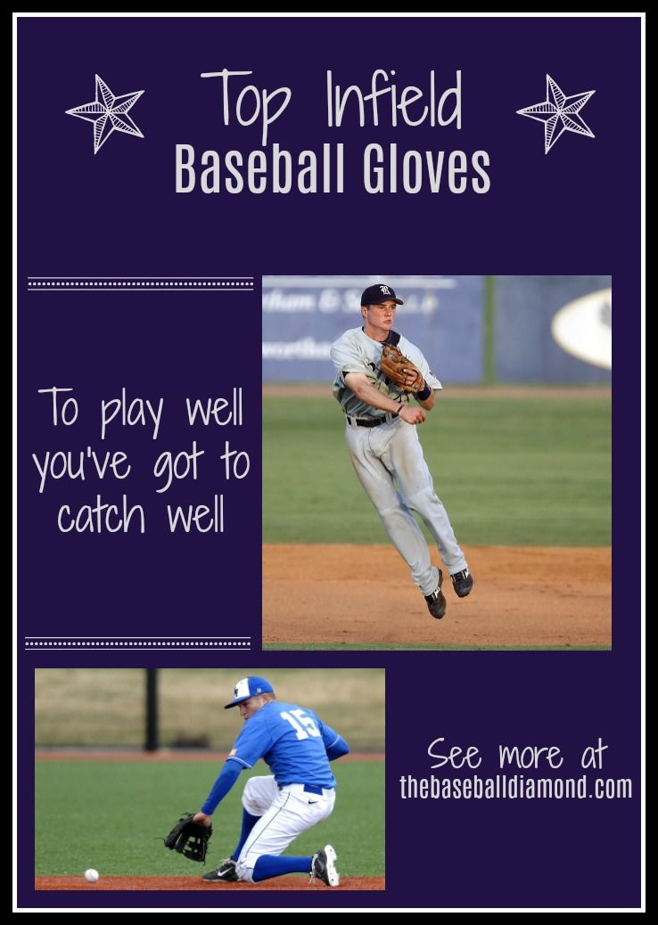 e006dc5cad4 Top Infield Baseball Gloves – Best Looking and Performing  Check out these  absolute must have options.