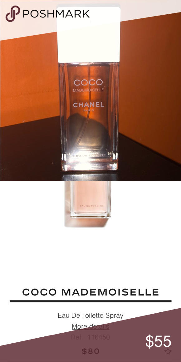 692d867694 Chanel Mademoiselle eau de toilette Spray Coco Chanel Mademoiselle eau de toilette  Spray CHANEL Other