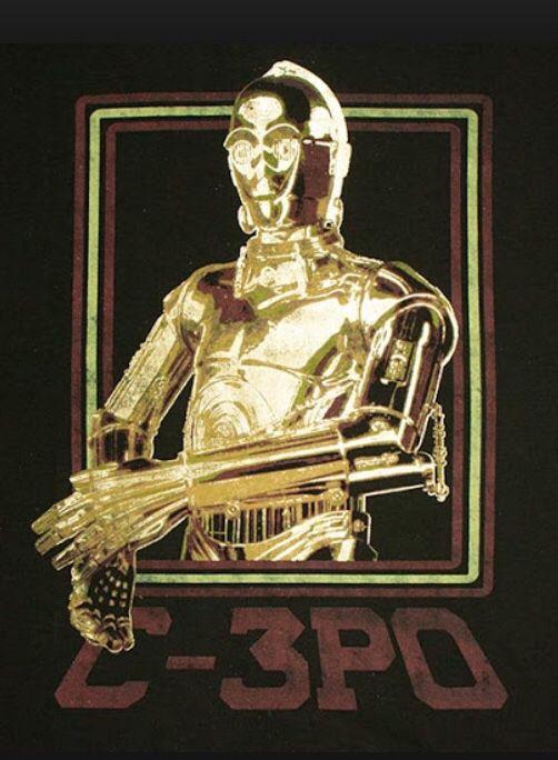 C3PO Foil