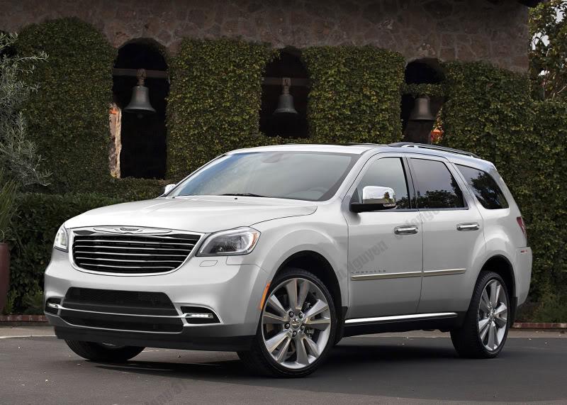 2016 Chrysler Aspen Http Www Autocarkr